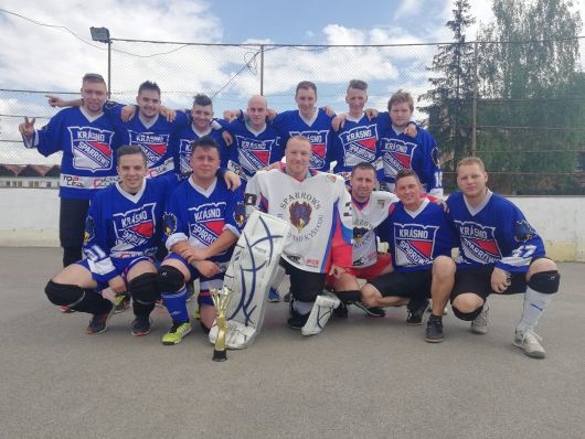KHL: Krásno Sparrows získal bronz!